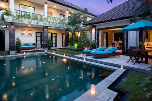 The swimming pool at or close to Cometa Villas Seminyak by Premier Hospitality Asia