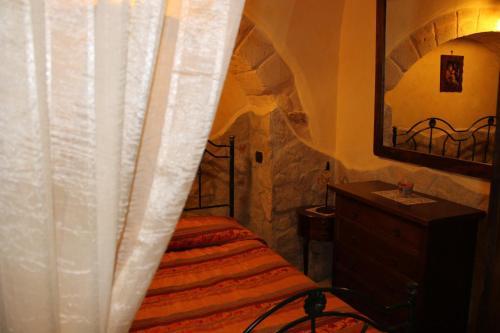 Koupelna v ubytování Domusfrumenti
