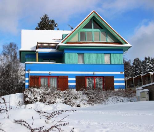Apartmán Adam v zimě