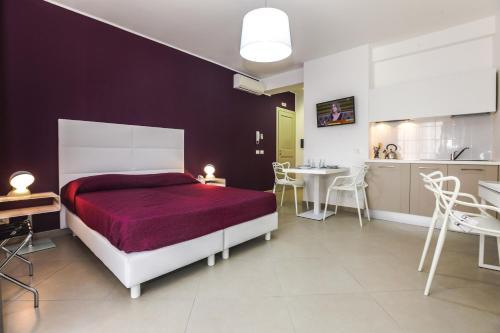 Un ou plusieurs lits dans un hébergement de l'établissement Finestre d'Occidente
