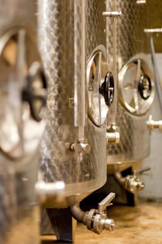 Getränke in der Unterkunft Wein- und Sektgut Markus Hensler