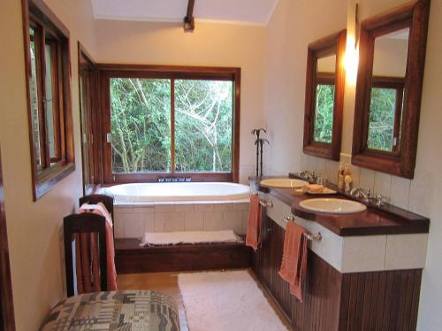 A bathroom at Thornwood