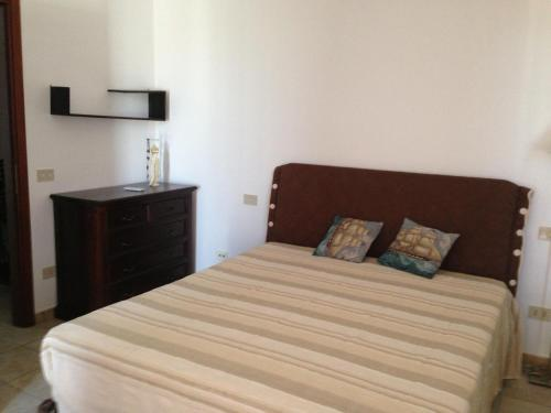 A bed or beds in a room at Residence Mareblu