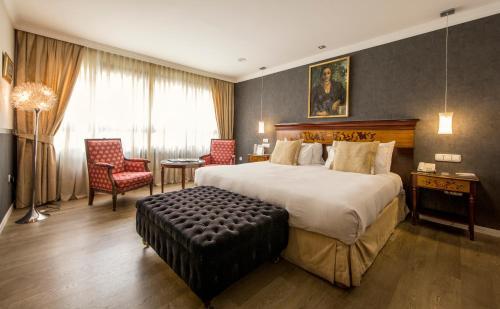 Hotel Eurostars Araguaney (Spanje Santiago de Compostela ...