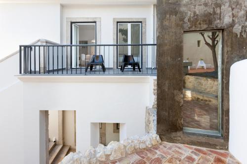 Façana o entrada de Hello Lisbon Castelo Apartments