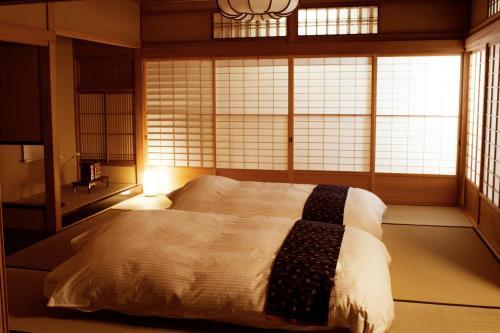 十宜屋にあるベッド