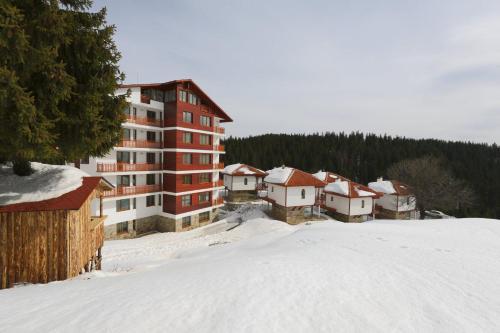 Forest Nook Aparthotel през зимата