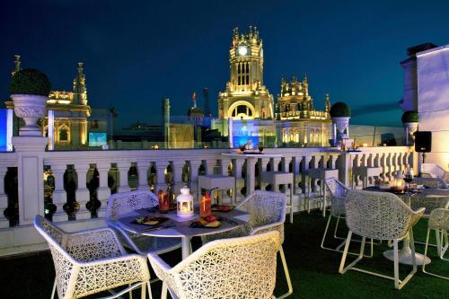 Apartment Luxury Suites Madrid Spain Booking Com
