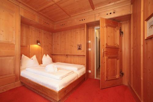 Ein Bett oder Betten in einem Zimmer der Unterkunft Chalet Georg