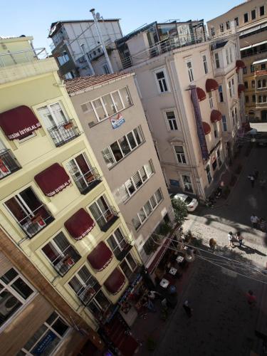 Grand Hotel Palmiye с высоты птичьего полета