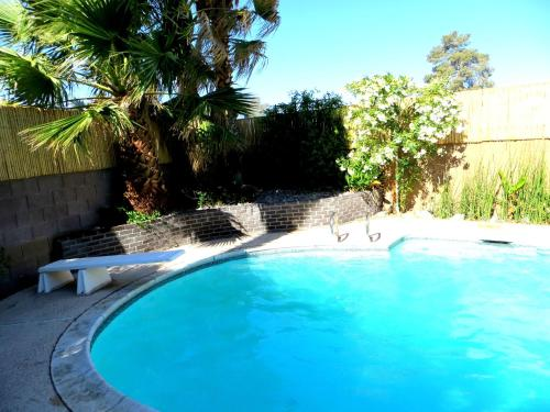 베가스 오아시스 내부 또는 인근 수영장