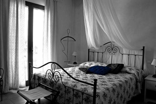 A bed or beds in a room at Safrala