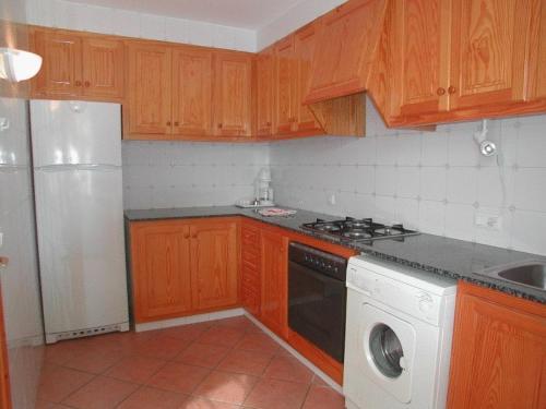 Küche/Küchenzeile in der Unterkunft Villas Cala'n Bosch