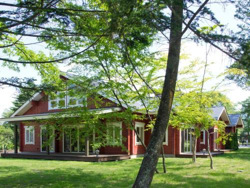 Gedung tempat vila berlokasi