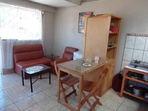 Zona de estar de Departamentos Mariscal Cusco