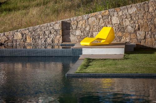 穆勒農場度假屋游泳池或附近泳池