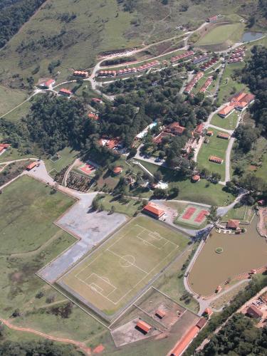 A bird's-eye view of Hotel Estância Atibainha - Resort & Convention