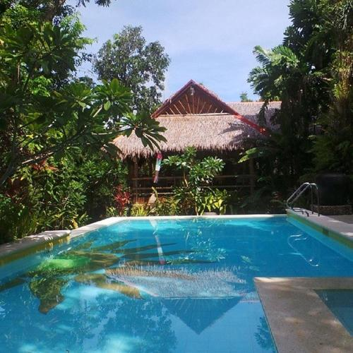 The swimming pool at or near Sun Villa Hilltop Resort & Spa