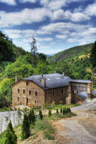Casa de campo Casa do Fidalgo (España A Pontenova) - Booking.com