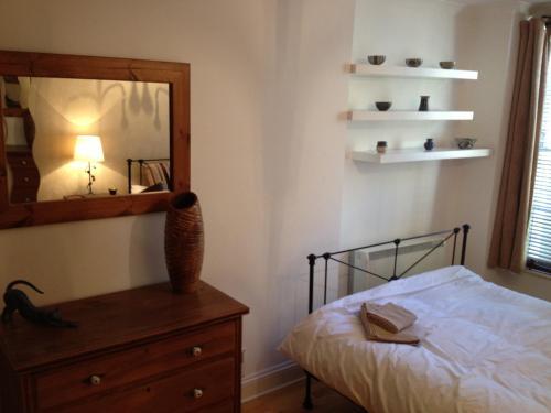 Una cama o camas en una habitación de Belvedere Villas
