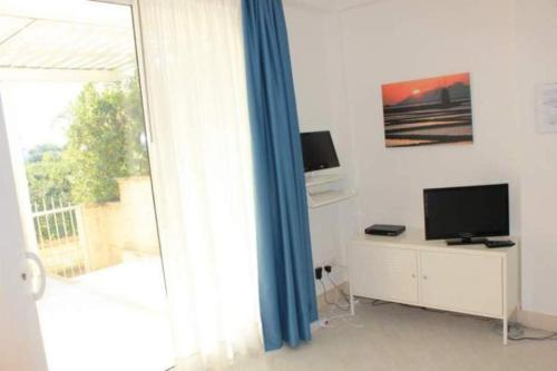 TV o dispositivi per l'intrattenimento presso Donnafugata Relais