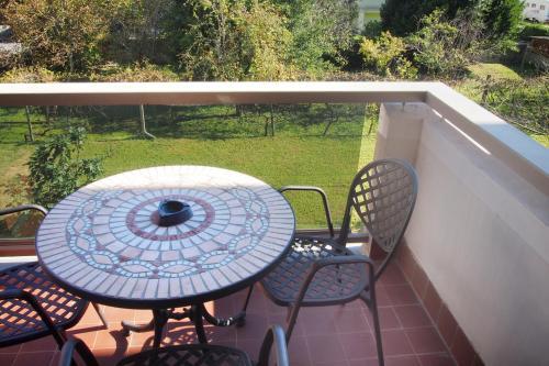Un balcon sau o terasă la Good Morning Pisa