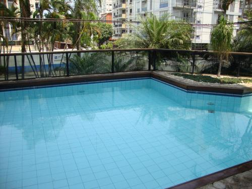 The swimming pool at or near Porto Banus Apartment