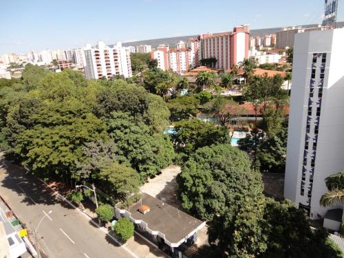 A bird's-eye view of Apartamento Acquaville Caldas Novas