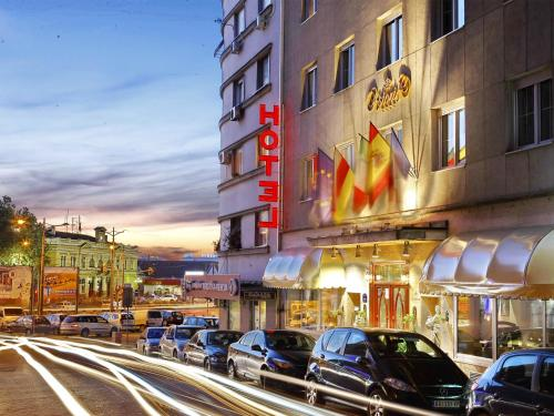 Hotel Queen S Astoria Design Belgrade Serbia Booking Com