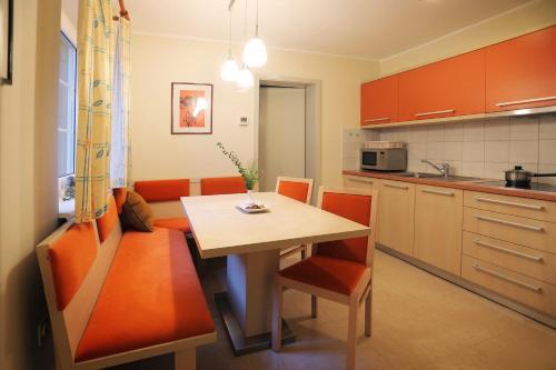 Kuhinja oz. manjša kuhinja v nastanitvi Premium Apartment in Village Lipa