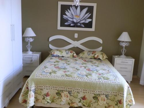 A bed or beds in a room at Holiday Home Peninsula Salto