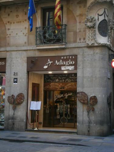 Hotel Adagio Gastronómic