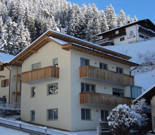 Apartment Welscher during the winter