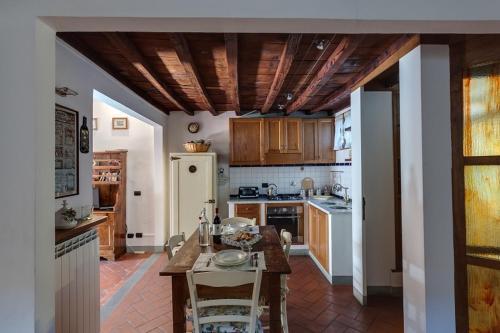 Cucina o angolo cottura di Uffizi Home and Florence