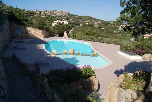 A view of the pool at Case Della Marina or nearby