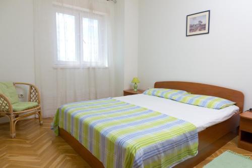 Un ou plusieurs lits dans un hébergement de l'établissement Vila Amantina