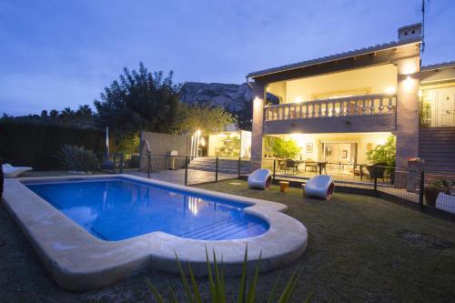 Villa Aurora (Spanje Dénia) - Booking.com