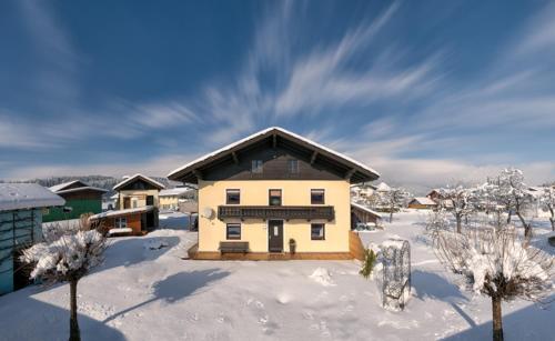 Ferienwohnung Wimpissinger im Winter