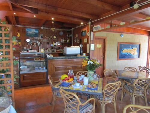 Restaurace v ubytování Residence Villalba