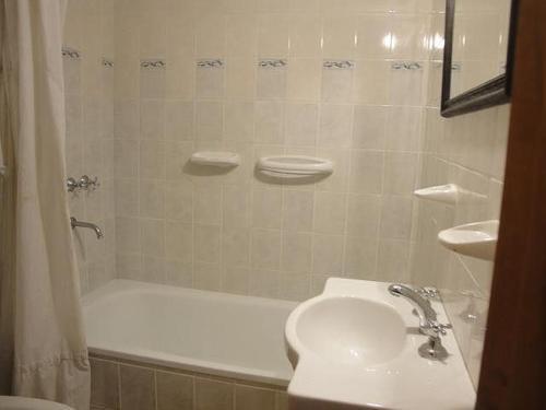 Un baño de Apartment Centro SM Andes