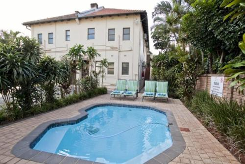 The swimming pool at or near Villa La Palma Self-catering