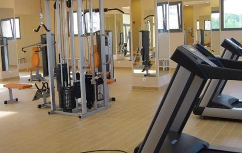 Фитнес-центр и/или тренажеры в Ohmyloft Valencia
