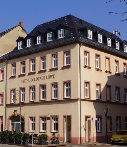 Hotel Goldener Löwe, Waldheim – Prezzi aggiornati per il 2020