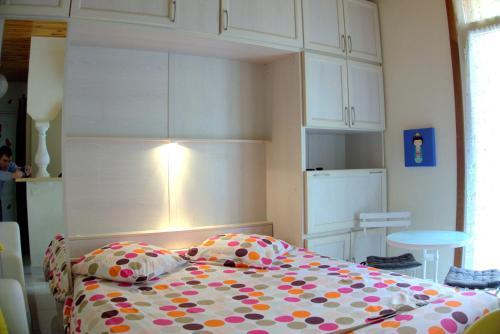 Un ou plusieurs lits dans un hébergement de l'établissement Monte Carlo Center