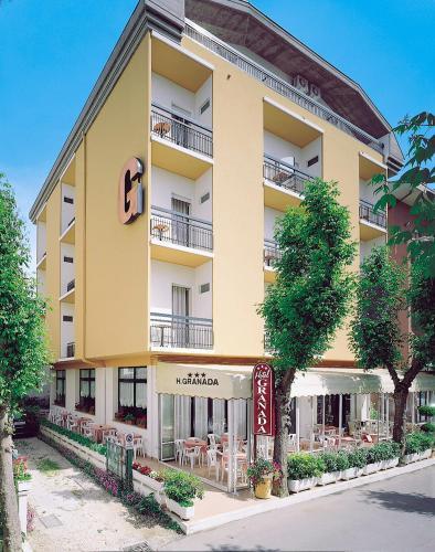 Hotel Granada Italia Cattolica Booking Com
