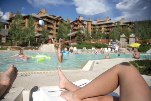 The swimming pool at or near Panorama Mountain Resort - Ski Tip / Tamarack Condos