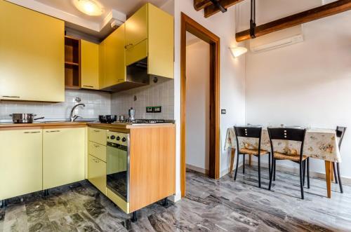 Cucina o angolo cottura di Venice Apartments