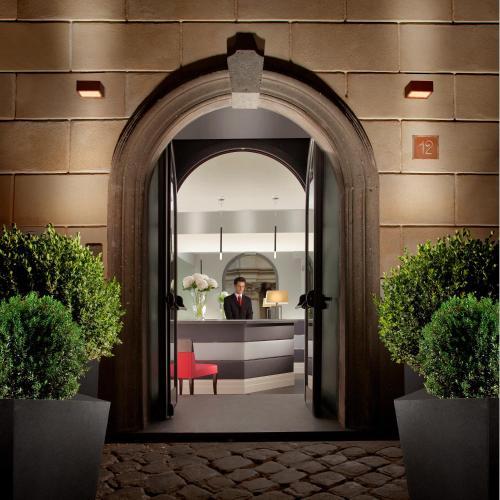 Guests staying at Hotel Mancino 12