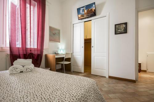 Letto o letti in una camera di GH Paradiso - Apartments