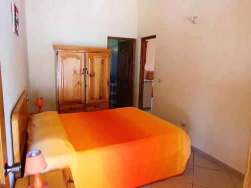 Letto o letti in una camera di Casa Lily & Coco